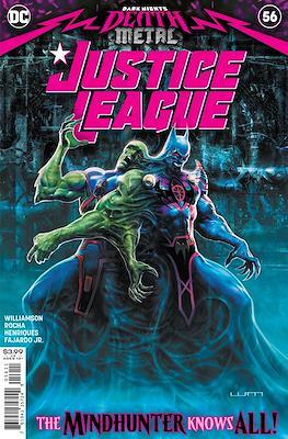 Justice League Vol. 4 (2018- ) #56