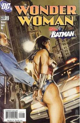 Wonder Woman Vol. 2 (1987-2006) (Comic Book) #220