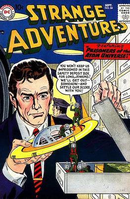 Strange Adventures (Comic Book) #84