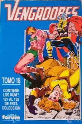 Los Vengadores Vol. 1 (Retapado Rústica. 1983-1994) #18