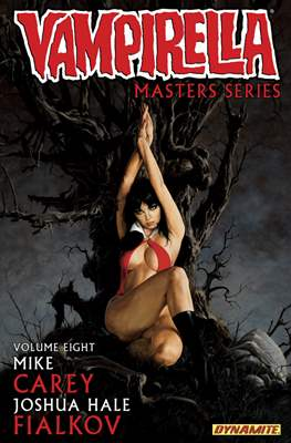 Vampirella: Masters Series (Rústica) #8