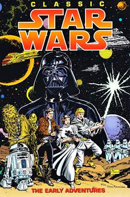 Classic Star Wars (Softcover 192-240 pp) #4