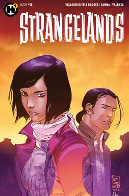 Strangelands (Comic Book) #2