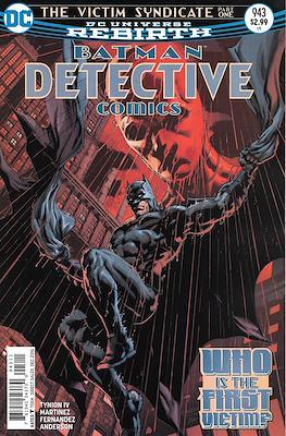 Detective Comics Vol. 1 (1937-2011; 2016-) (Comic Book) #943