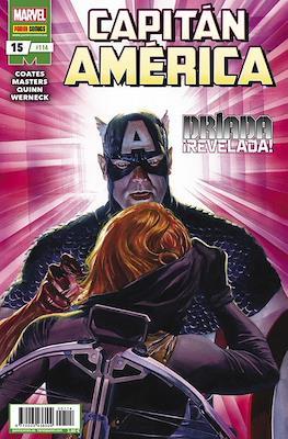 Capitán América Vol. 8 (2011-) #114/15