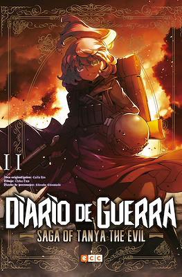 Diario de guerra - Saga of Tanya the Evil (Rústica 160 pp) #11