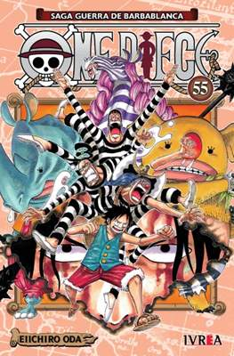 One Piece (Rústica con sobrecubierta) #55