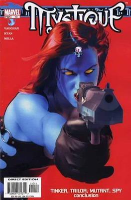 Mystique Vol 1 (Comic Book) #10