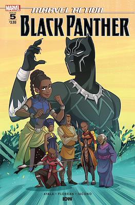 Marvel Action: Black Panther #5