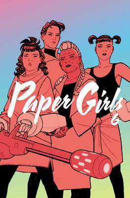 Paper Girls (Softcover) #6