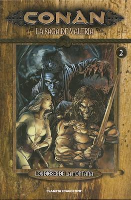 Conan: La saga de Valeria (Cartoné 216-200-248 pp) #2