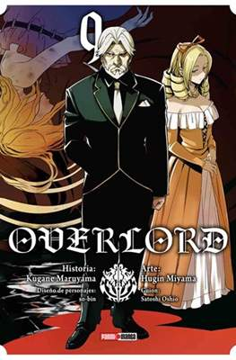 Overlord #9