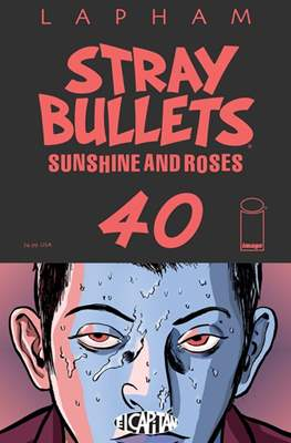 Stray Bullets: Sunshine and Roses (Comic Book) #40