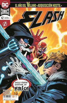 Flash. Nuevo Universo DC / Renacimiento (Rústica - Grapa) #56/42
