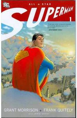 All Star Superman (Softcover) #1