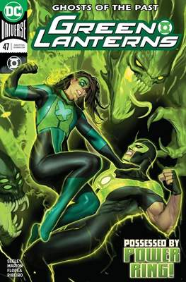 Green Lanterns Vol. 1 (2016-2018) (Comic-book) #47