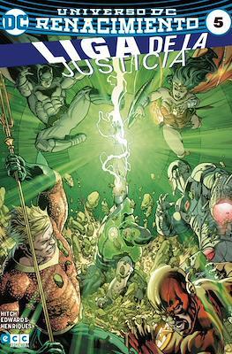 Liga de la Justicia (Rústica) #5