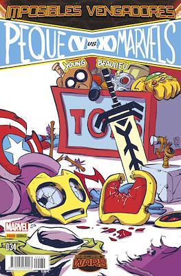 Imposibles Vengadores (2013-2018) (Grapa) #34