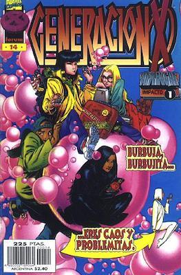 Generación-X Vol. 2 (1996-2000) (Grapa 24 pp) #14