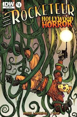 The Rocketeer: Hollywood Horror (Comic-book) #4
