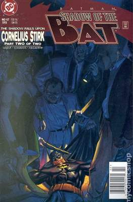 Batman: Shadow of the Bat (Comic book) #47