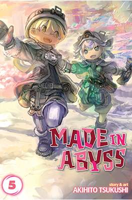 Made in Abyss (Softcover) #5