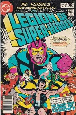Legion of Super-Heroes Vol. 2 (1980-1987) #262
