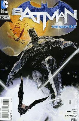 Batman Vol. 2 (2011-2016 Variant Covers) (Comic Book) #20