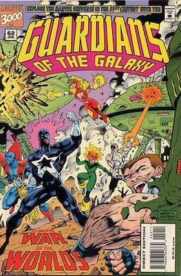 Guardians of the Galaxy Vol 1 (Comic Book) #62