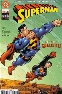 Superman (Agrafé. 64 pp) #2