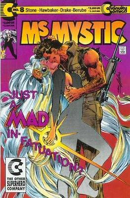 Ms. Mystic (1987-1992) (Grapa) #8