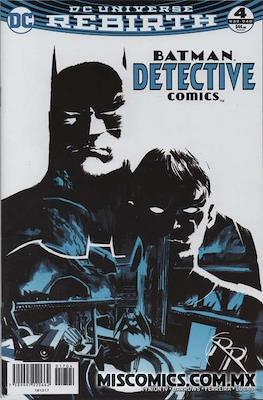 Batman Detective Comics (Portada variante)