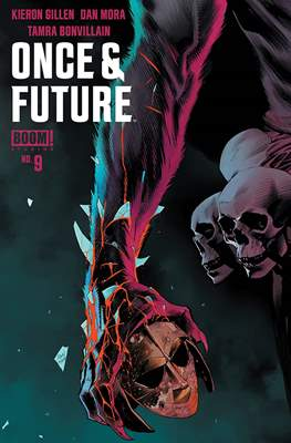 Once & Future (Comic Book) #9