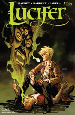 Lucifer Vol 2 (Comic Book) #14