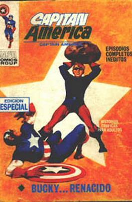 Capitán América Vol. 1 (Rústica. 1969-1974) #14