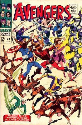 The Avengers Vol. 1 (1963-1996) (Grapa) #44