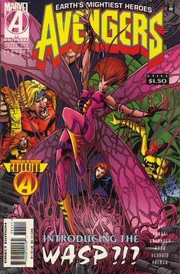 The Avengers Vol. 1 (1963-1996) (Grapa) #394