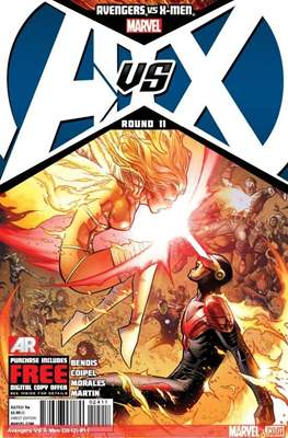 Avengers vs. X-Men (Comic-book) #11