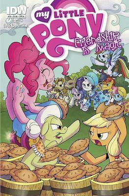 My Little Pony: Friendship Is Magic (Comic-Book) #30