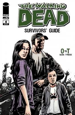 The Walking Dead Survivors' Guide (Grapa) #4