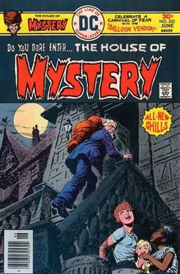 The House of Mystery #242