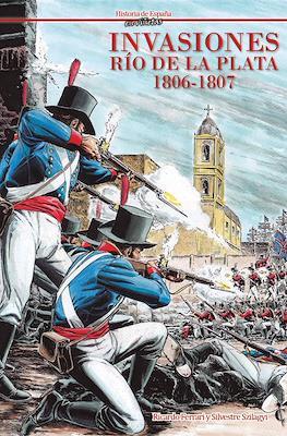 Historia de España en viñetas (Cartoné 56 pp) #32