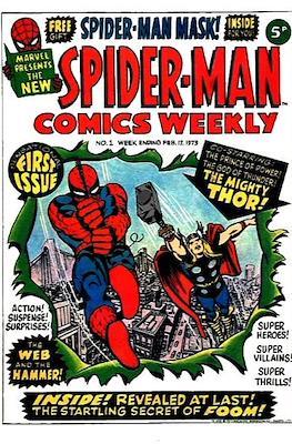 Spider-Man comics Weekly