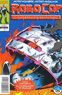 Robocop (Grapa. 19x27. 32 páginas. Color.) #13