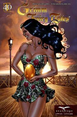 Grimm Fairy Tales (Comic Book) #40