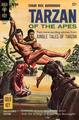 Tarzan (Comic-book) #170