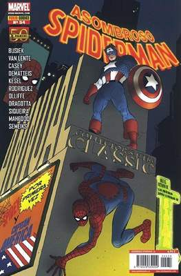 Spiderman Vol. 7 / Spiderman Superior / El Asombroso Spiderman (2006-) (Rústica) #54
