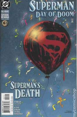 Superman: Day of Doom (Comic Book) #2