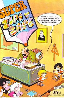 Super Zipi y Zape (Grapa, 64 páginas (1973)) #40