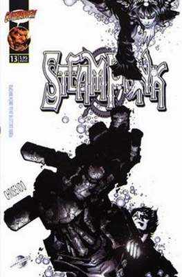 Steampunk (2001-2002) (Grapa 24-32 pp) #13